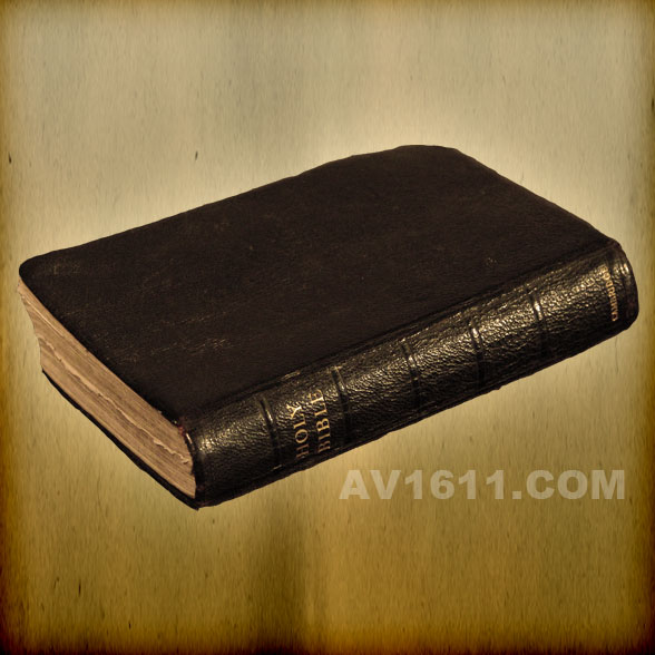 KJV Dictionary Definitions of words from the King James Bible